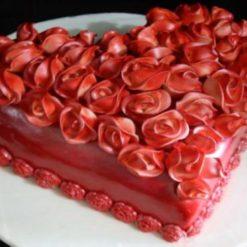 3387493616hesrt_shape_bouquet_of_flowers