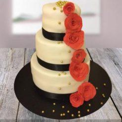 363251Anniersary_Theme_Rosy_Delight_cake