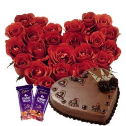 55409620-heartshaped-red-roses-heart-cake-2pc-silk