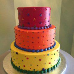 807711Tri_Colour_Designer_Cake