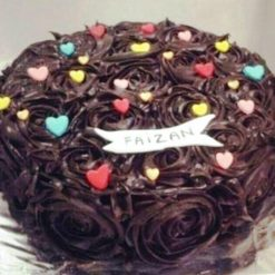 844543Rose_with_Colorful_Heart_cake_upload